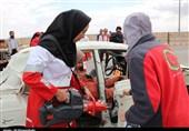 ساری| 183 حادثه دیده در محورهای مازندران امدادرسانی شدند