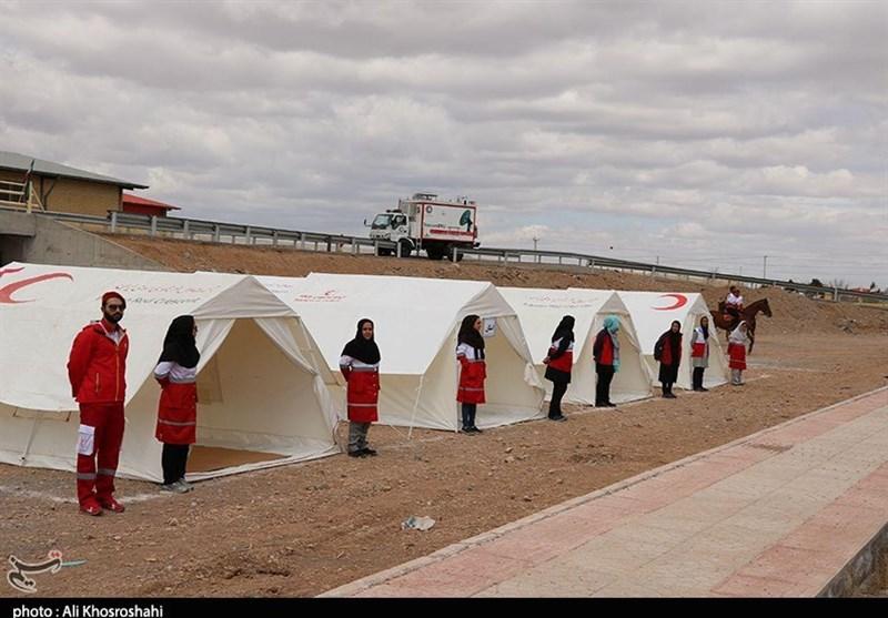 25 پایگاه امداد و نجات بین شهری هلال احمر اصفهان نیازمند خودرو نجات است