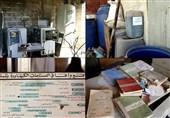 گزارش اختصاصی تسنیم از کارگاه شیمیایی تروریستها در غوطه؛ رد پای عربستان در ساخت سلاحهای کشتارجمعی+تصاویر