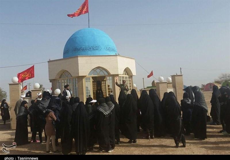 ایلام|اردوی راهیان نور احیاگر گفتمان انقلاب اسلامی است