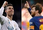 فوتبال جهان| خاطرهای جالب از روزی که رونالدو مقابل آینه خودش را با مسی مقایسه کرد!