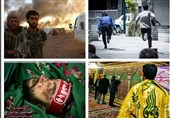 فراز و نشیب جبهه مقاومت در سال 96: از تشییع تاریخی حججی تا پایان حکومت داعش