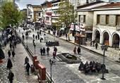 همدان| ساخت پیادهراهها ظرفیت خوبی به گردشگری همدان افزوده است
