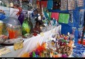نمایشگاه فروش بهاره در گرگان گشایش یافت
