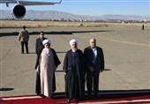کرمانشاه| رئیس جمهور: افتتاح راهآهن آرزوی دیرینه مردم استان کرمانشاه است