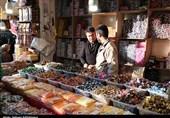 مازندران| آشفته حالی بازاریان مازندرانی با دستفروشان غیربومی