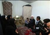 کرمانشاه| دستور رئیس جمهور به مسئولان برای رفع هر چه سریعتر مشکلات زلزلهزدگان