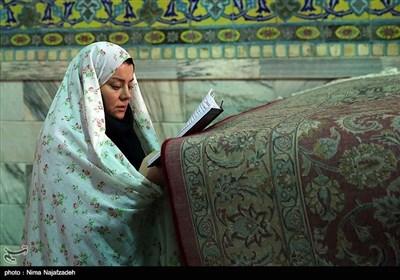 عید نوروز کے موقع پر حرم رضوی کی چند تصاویر