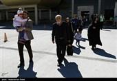 همدان| 23600 مسافر در همدان اسکان داده شدند