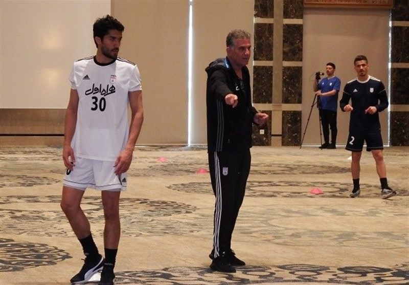 Carlos Queiroz Satisfied with Iran's Performance against Tunisia
