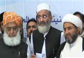 متحدہ مجلس عمل بحال: مولانا فضل الرحمٰن صدر منتخب