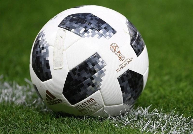 انتقال توپ و نماد جام جهانی 2018 روسیه به فضا