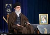 """الامام الخامنئی یسمی العام الایرانی الجدید 1397 بـ """"عام دعم البضائع الإیرانیة"""""""