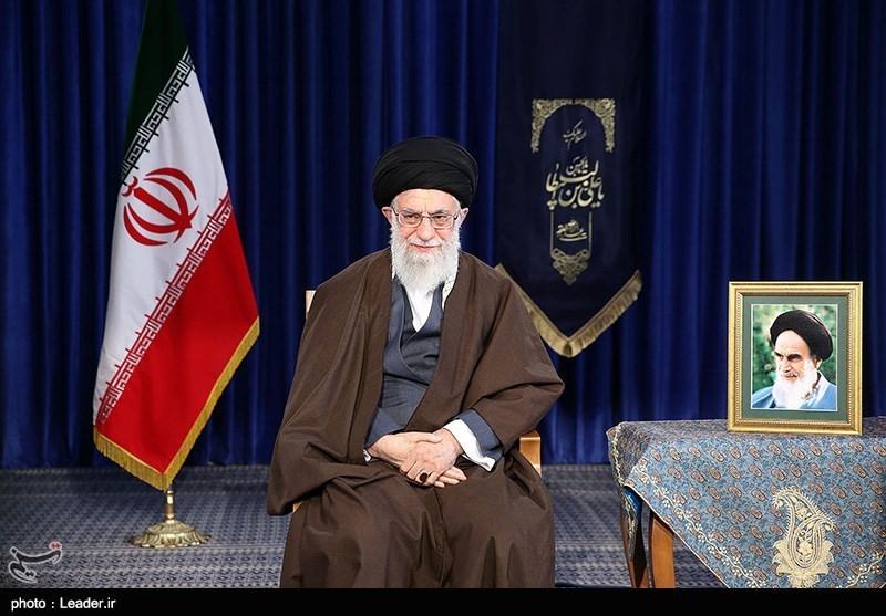 الامام الخامنئی: تم تحویل التهدیدات ضد ایران الى فرص