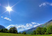 پیشبینی وضعیت آب و هوای کشور تا 13 فروردین
