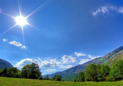 پیش بینی وضعیت آب و هوای کشور تا 13 فروردین