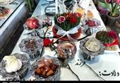 گیلان| تحویل سال 97 در گلزار شهدا و بقاع متبرکه رشت به روایت تصویر