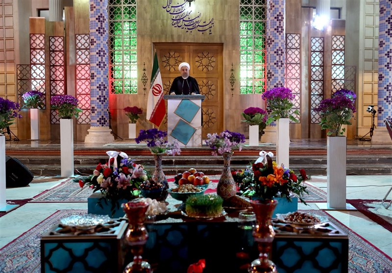 Iran's President Rouhani Vows Efforts to Boost National Production