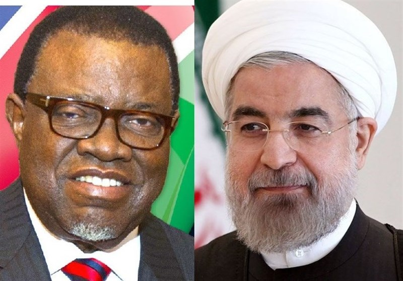 Iran Urges Closer Ties with Namibia