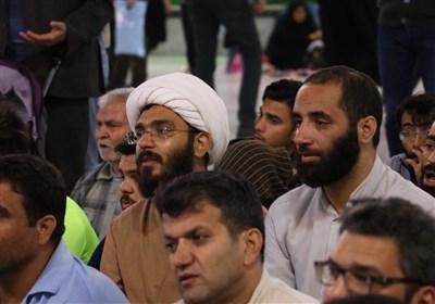 """دلدادگی زائران حسینی در محفل """"بهار علوی در حرم حسینی"""""""