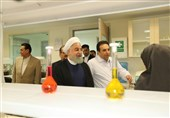 Iran's President Reaffirms Support for Knowledge-Based Companies