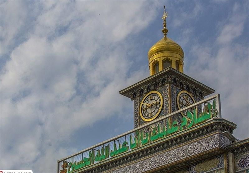 حال و هوای عتبات عالیات در نخستین روز سال نو/سامرا مملو از زائران اهل بیت(ع) + تصاویر