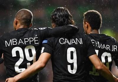 تنها تیم حال حاضر اروپا با 4 بازیکن حداقل 10 گله