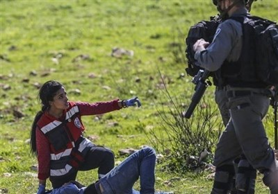 زخمی شدن 7 دانش آموز فلسطینی به ضرب گلوله نظامیان اسرائیلی