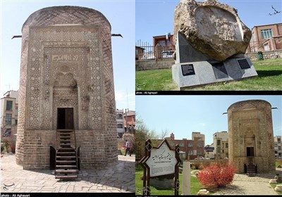 Se Gonbad or Three Domes: A Monument in Iran's Oroumiyeh