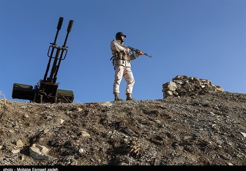 IRGC Smashes Terrorist Cell in NW Iran, Killing 10 Militants