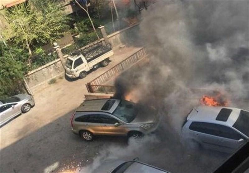 44 قتیلا اثر الاعتداء الارهابی على حی الکشکول بمدینة جرمانا
