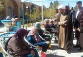 کرمان|امام جمعه کرمان با پدران و مادران سرای سالمندان کرمان دیدار کرد