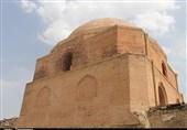 در کهنترین مسجد شمالغربی ایران یک فانوس هم روشن نیست+فیلم