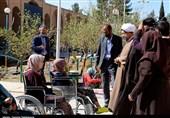 کرمان| دیدار امام جمعه کرمان با سالمندان به روایت تصویر