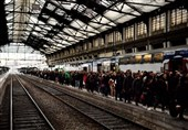 Striking French Rail Staff Up Pressure on Government