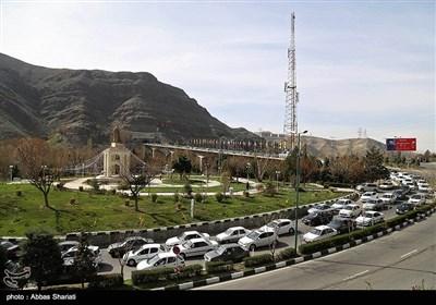 افزایش 12 درصدی سفرها در نوروز/اصفهان، تهران و آذربایجان غربی استان های قرمز تصادفات