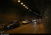 محدودیتهای ترافیکی آخر هفته/جزئیات محدودیت تردد در جاده چالوس