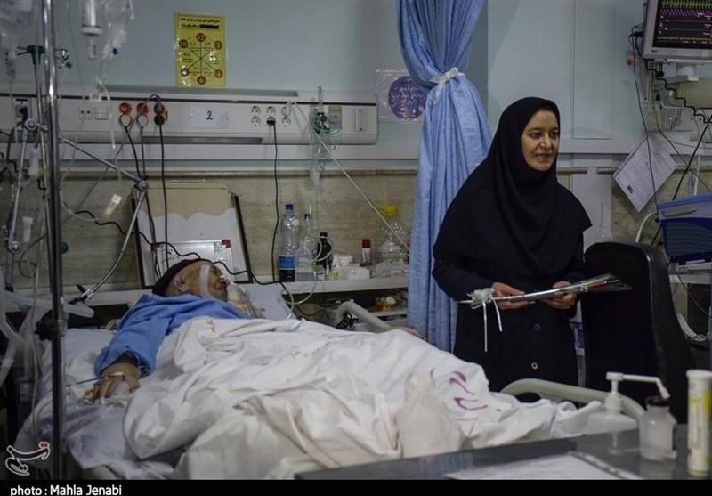 طوفان سیستان 299 نفر را روانه بیمارستان کرد