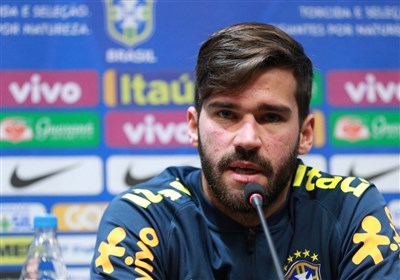 آلیسون: صحبتی درباره تحریم جام جهانی 2018 نمی کنیم