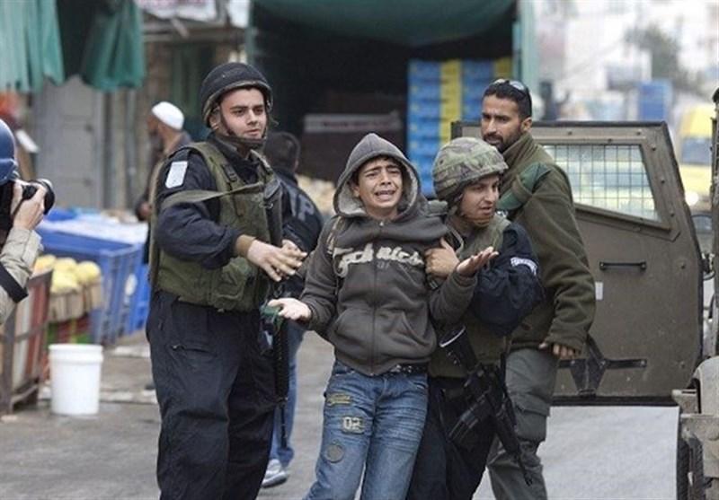 ارتش رژیم صهیونیستی ۴۳ فلسطینی را بازداشت کرد