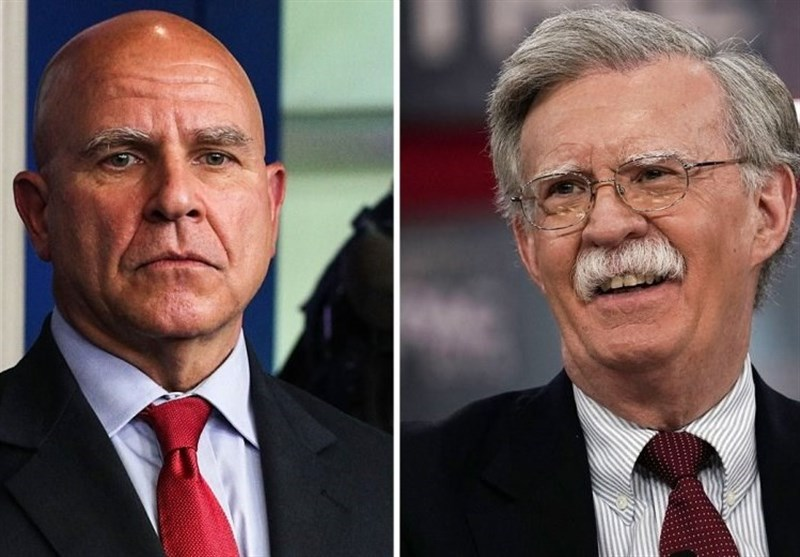 Trump Replaces McMaster as National Security Adviser with John Bolton