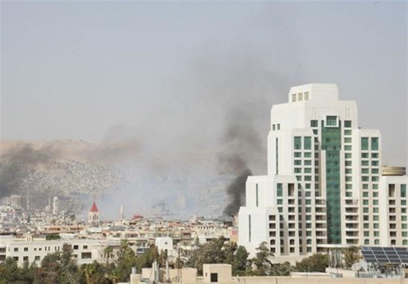 Terrorist Rocket Attacks Kill Civilians in Damascus