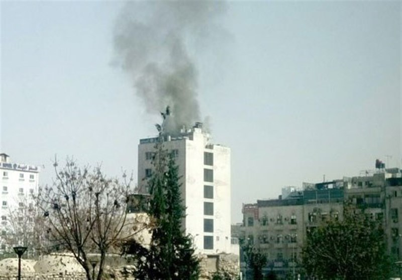 Terrorists Continue Rocket Attacks on Damascus