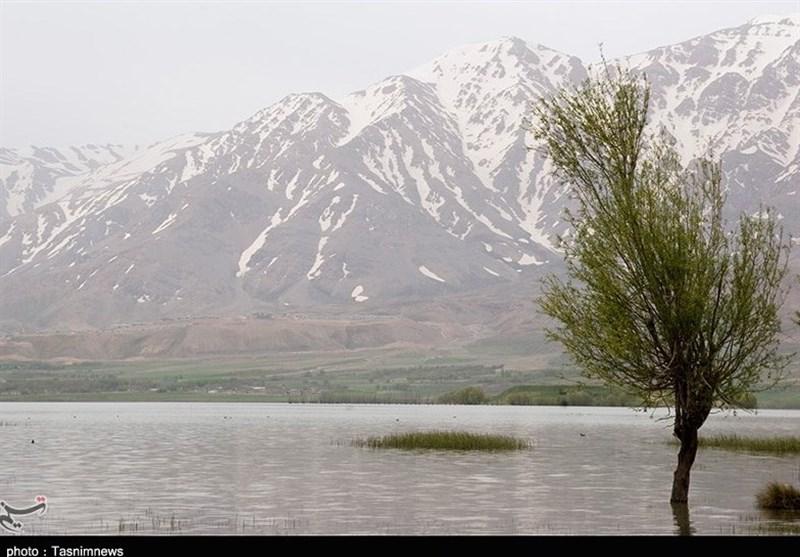 Choqakhor Wetland, Gandoman in Iran's Lordegan