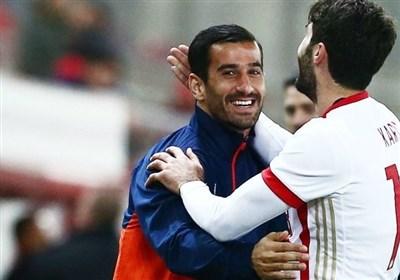 درآمد 400 هزار یورویی المپیاکوس از حضور ملی پوشان ایرانی در جام جهانی