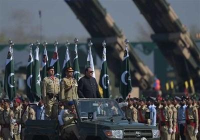 یوم پاکستان کی مناسبت سے اسلام آباد میں مسلح افواج کی پریڈ