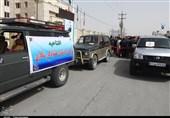 اراک| افتتاح نخستین رالی سافاری گردشگری خانوادگی استان مرکزی به روایت تصویر