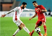 Iran Loses to Tunisia in Friendly