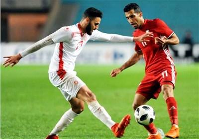 Iran Loses to Tunisia in Friendly