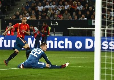 بازی های دوستانه ملی|تساوی قهرمانان سابق و فعلی جهان در شب شکست ایتالیا و فرانسه و برد انگلیس/ برتری خارج از خانه رقیب ایران